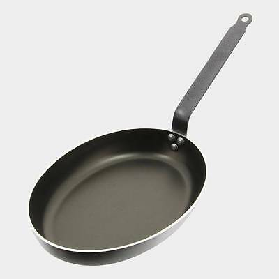 De Buyer Choc Non-Stick Oval Fish Frying Pan