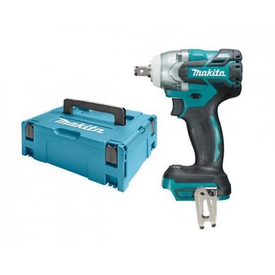 Makita Dtw285Zj 18 Volt Cordless Lithium Brushless Impact Wrench (Bare) In Case!