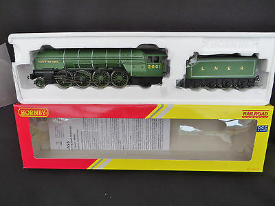 NEW.. R3171 Hornby Railroad OO Gauge - Class P2 LNER  ' COCK O THE NORTH