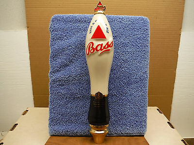 Bass ale beer tap tapper handle VINTAGE new old stock