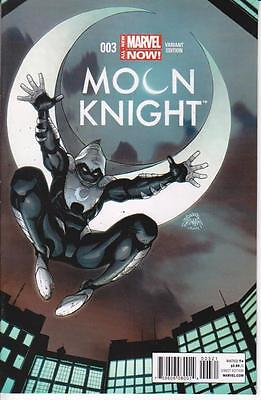 Moon Knight #3 1/25 Stegman Variant Cover Marvel Comics