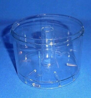 Toastmaster Mini Electric Chopper TM-67MC Replacement Clear Cup 1.5 Cup Sz PRTS
