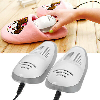 Portable Heating Dry boot Footwear Shoes Heater Dryer Warmer UV Disinfectant New