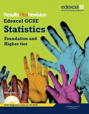 Results Plus Revision: GCSE Statistics: Student Book (Paperback),. 9781846905919