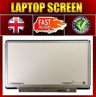 """For Samsung Ltn133At31-201 13.3"""" Hd Led Lcd Display Screen Panel Matte Ag"""