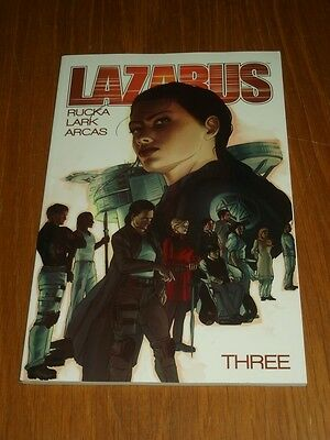 Lazarus Conclave Volume 3 by Greg Rucka (Paperback, 2015)< 9781632152251
