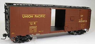 ATLAS 0559-2 UNION PACIFIC BOX CAR scala 0 1/45 Boxed.