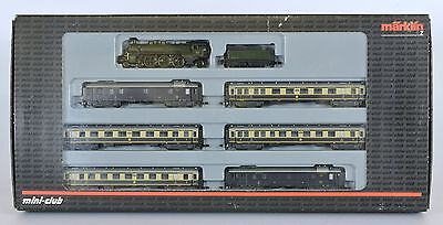 Marklin Z 81426 Dr Rheingold Set 5 Pole 18 S3/6 Fab Runner Mainly Mint Boxed