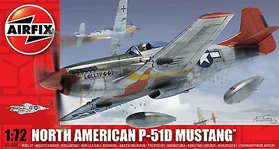 Airfix A01004 - North American P-51D Mustang 1:72