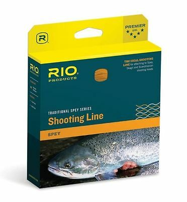 Rio POWERFLEX Shooting Spey Fly Line .035 in Flt ~ NEW Blue ~ CLOSEOUT