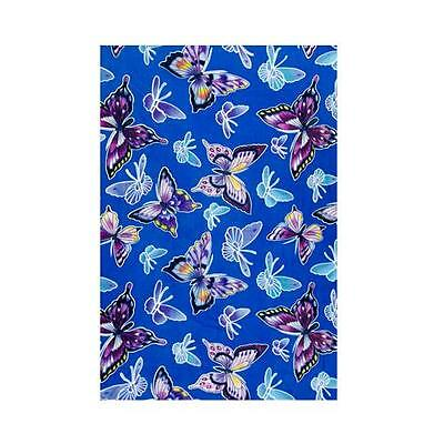 "Butterfly - Rayon Sarong 45"" x 62""    Altar/Table Cloth - Curtains - Hip Wrap"