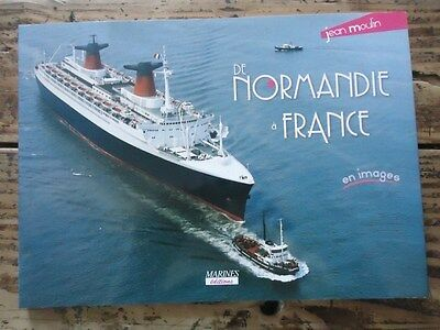 De Normandie A France En Images Paquebot Transatlantique Queen Mary 2007