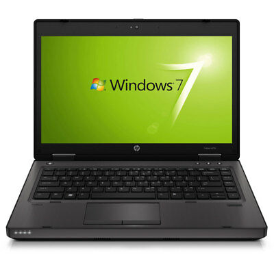 HP ProBook 6470b Notebook Core i3-2370M 2x 2,4GHz 320GB HDD Card Reader Win 7