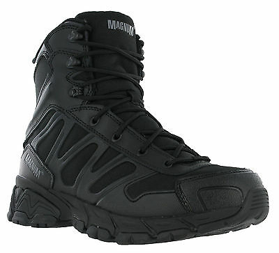 Magnum Uniforce Army Combat Police Action Mens Leather Mesh Lace Rustproof Boots