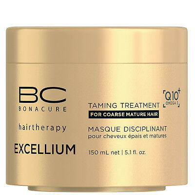 Schwarzkopf BC Bonacure Excellium Q10+ Taming Treatment 150ml for her