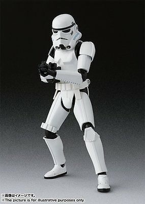 BANDAI S.H.Figuarts StormTrooper (ROGUE ONE) Action Figure Star Wars