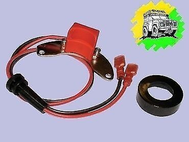 Land Rover V8 Petrol Electronic Ignition Conversion Kit ERC4536K