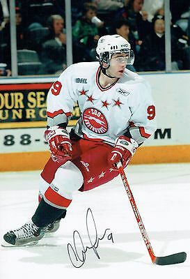 Chris LAWRENCE Ice HOCKEY Nottingham Panthers Signed Autograph Photo AFTAL COA