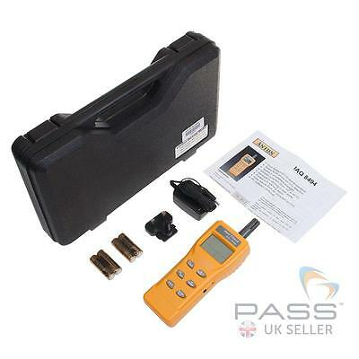 Anton IAQ 8494 CO2 Detector with Moulded Carry Case and Mains Adaptor_UK