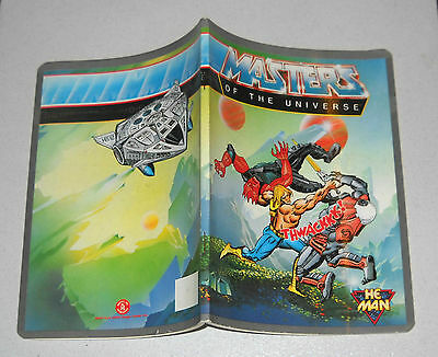 Quaderno MASTERS OF THE UNIVERSE He Man - NUOVO Mattel