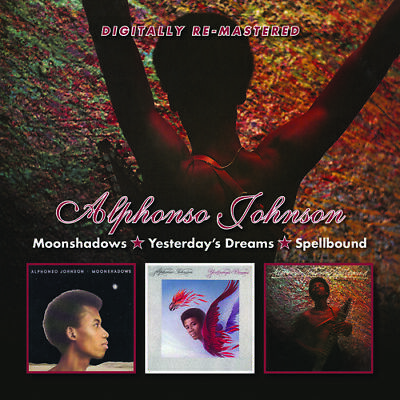 Alphonso Johnson - Moonshadows/Yesterday's Dreams/Spellbound [New CD] UK - Impor