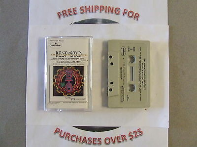 Bachman-Turner Overdrive Best Of Bto Let It Ride, Takin Care Of .. Greatest Hits