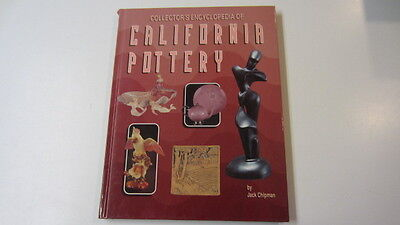 HB, 1992, Collector's Encyclopedia of California Pottery by Jack Chipman
