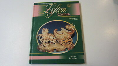 HB, 1995, Collector's Encyclopedia of Lefton China by Loretta DeLozier