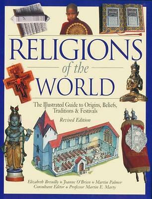 NEW Religions Of The World By Elizabeth Breuilly Hardcover Free Shipping