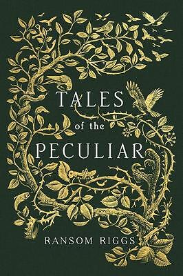 NEW Tales of the Peculiar By Ransom Riggs Paperback Free Shipping