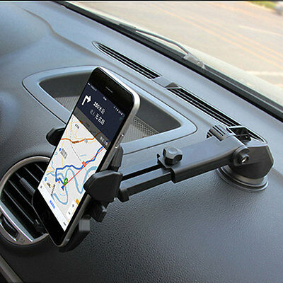 Universal Car Windshield Dashboard Holder Mount Stand For iphone 7 Plus Samsung