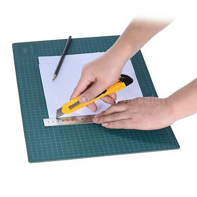 PVC A3 Cutting Mat Manual DIY Tool Cutting Board Double-sided Pad 30x45x3mm M3R4