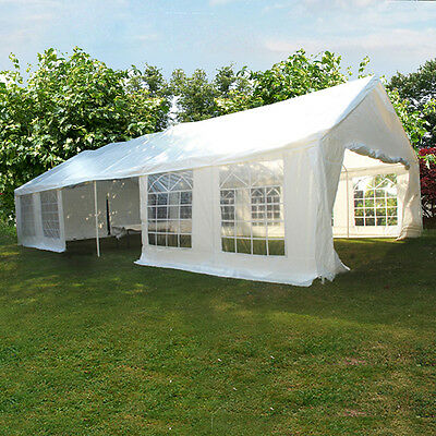 Outdoor 6 x 12 Meters Heavy Duty Wedding Party Tent Marquee Marquees White with