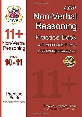 NEW - 11+ Non-Verbal Reasoning Practice Book with Assessment (PB) 1847625665