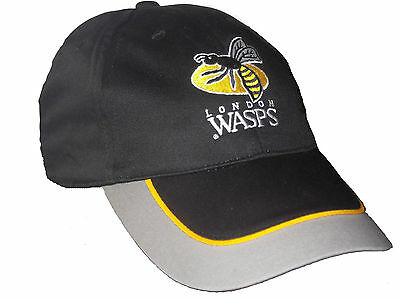 Canterbury London Wasps Cap Rugby CCC Embroidered New