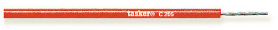 Tasker C205 RED Extra-Flex cable 1x0,50 mm² 100 m