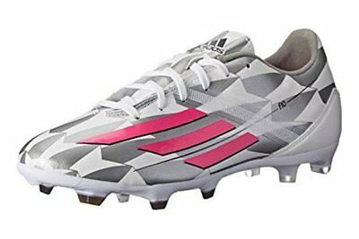 bec0549a930 ADIDAS F5 TRX FG Women s Soccer Cleats Shoes White Blue Pink Size 10 ...