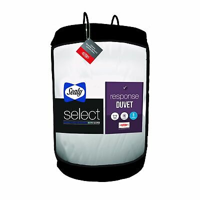 Sealy Select Response Duvet - 4.5 Tog - Single Double King Size or Super King