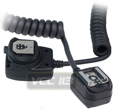 Off Camera Shoe Cord FOR Canon PowerShot G10 SX10 OC-E3 SX20 IS