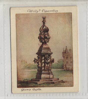 #7 Sundial At Glamis Castle, Forfarshire - Old Sundials Card