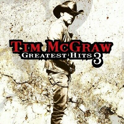 Tim McGraw - Greatest Hits 3 [New CD]