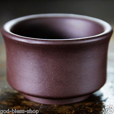 Tea cup personal master cup Chinese yixing real zisha cup marked 90ml kungfu cup