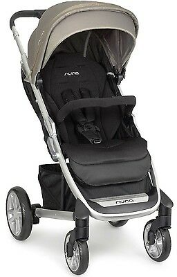 Nuna Baby Tavo Super Convenient Single Stroller Aluminum NEW