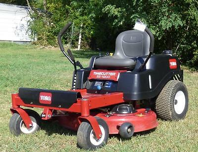 USED TORO TIME Cutter SS4200 42