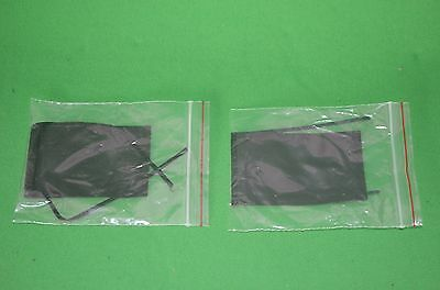 original Leica CL 1st and 2nd Shutter Curtains - REPAIR PARTS - NEW - ORIGINAL