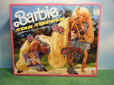 Barbie Star Stepper Horse  *new*