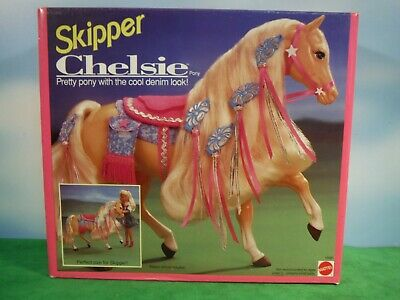 Skipper Chelsie Pony *new*