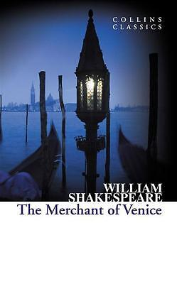 NEW The Merchant of Venice By William Shakespeare Paperback Free Shipping