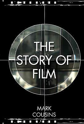 The Story of Film by Mark Cousins Hardcover Book (English)
