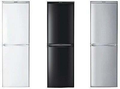 Hotpoint RFAA52 Free Standing Tall Fridge Freezer Choice of White/Silver/Black.